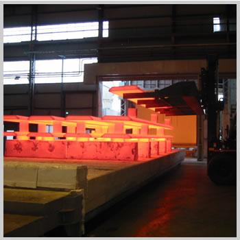 各種熱処理加工場の写真