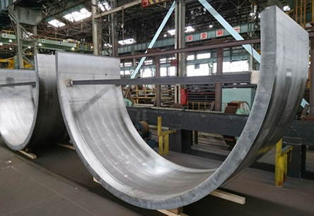 Shield Parts Bending (Stainless Steel) Photo